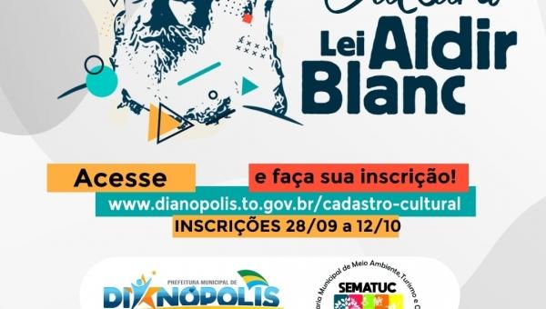 Sematuc estará aberta nesta segunda, 11, e no feriado da terça, 12, para receber inscrições do prêmio Aldir Blanc