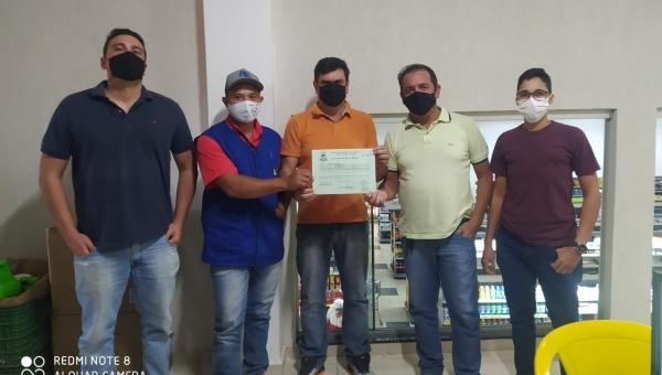 Prefeitura de Dianópolis, por meio da Secretaria Municipal de Agricultura reimplanta o SIM